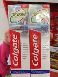 COLGATE - Total whole mouth health