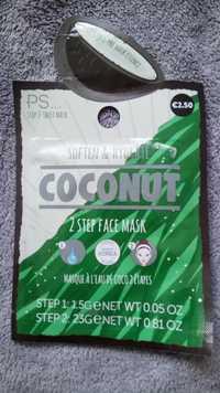 Primark - Masque à l'eau de coco 2 étapes