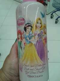 Disney - Princess - Gel bain douche