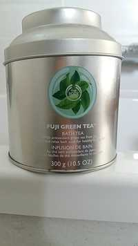 The Body Shop - Fuji green tea - Infusion de bain