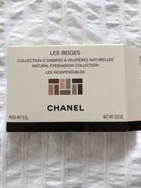 Chanel - Les beiges - Collection d'ombre à paupières naturelles