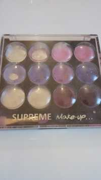 Supreme Make-Up... - Ombres à paupières 12 purple