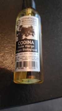 CODINA - Huile vierge argan biologique