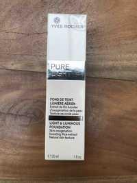 Yves Rocher - Pure Light fond de teint lumière aérien