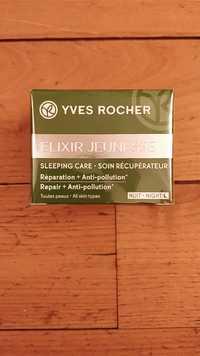 Yves Rocher - Elixir Jeunesse - Soin récupérateur nuit