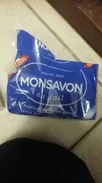 MONSAVON - Savon naturellement doux