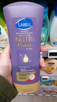 LABELL - Nutri protect shampooing