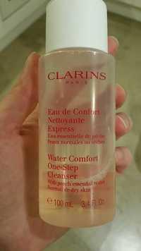 CLARINS - Eau de confort nettoyante express
