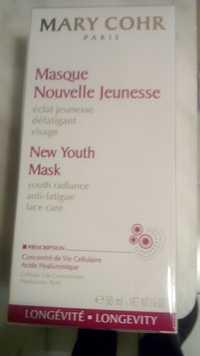MARY COHR - Masque nouvelle jeunesse