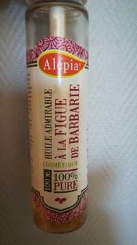 Alepia - Huile Admirable à la figue de barbarie - Multi soins