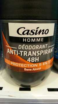CASINO - Homme - Déodorant anti-transpirant
