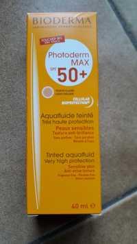 Bioderma - Photoderm max - Aquafluide teinté SPF 50+