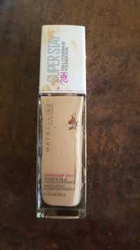 Maybelline - 21 nude beige Super stay - Fond de teint haute couvrance