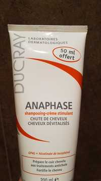 DUCRAY - Anaphase - Shampooing-crème stimulant