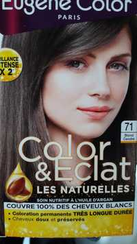 Composition Eugène Color Color éclat Les Naturelles Coloration