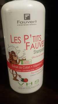 Fauvert professionnel - Les P'tits fauves - Shampooing
