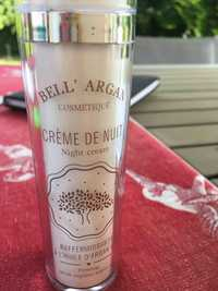 Bell'Argan - Crème de nuit raffermissants
