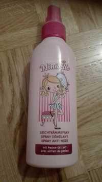 Migros - Princesse minibelle - Spray démêlant