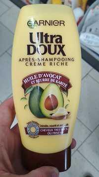 GARNIER - Ultra doux - Après-shampooing