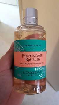 L'OCCITANE - Pamplemousse rhubarbe - Gel douche
