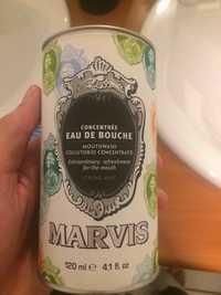 Marvis - Bain de bouche