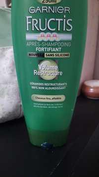 GARNIER - Fructis - Après shampooing fortifiant