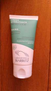 LABORATOIRES DE BIARRITZ - METEO LOGIC - Crème hydratante mains