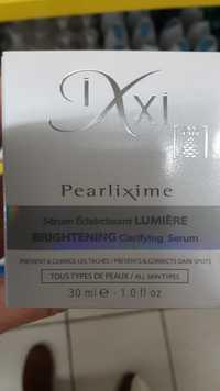 Ixxi - Pearlixime - Sérum éclaircissant lumière