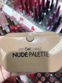 Bourjois - Eye Catching - Nude palette