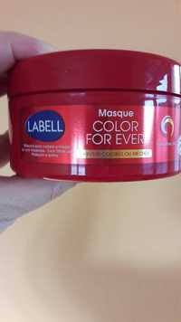 LABELL - Color for ever - Masque