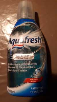 Aquafresh - Bain de bouche extra frais