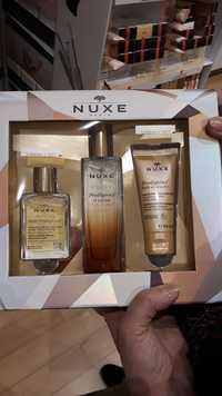 NUXE - Prodigieuse - Coffret prodigieux le parfum, huile prodigieuse, huile de douche