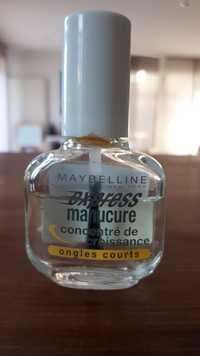 Maybelline - Express manucure - Concentré de croissance