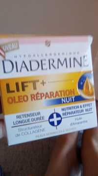 DIADERMINE - Lift+ oléo réparation nuit