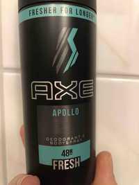 AXE - Apollo - Déodorant fresh 48h