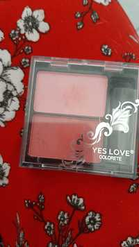 YES LOVE - Blush colorete rouge