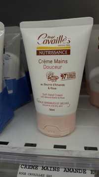 ROGÉ CAVAILLÈS - Nutrissance - Crème mains douceur