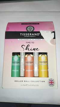 TISSERAND AROMATHERAPY - Time to Shine - Roller ball collection