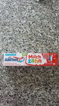 ODOL-MED3 - Milch zahn - Dentifrice enfant