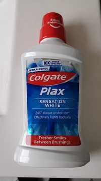 Colgate - Plax - Sensation white - 24/7 plaque protection