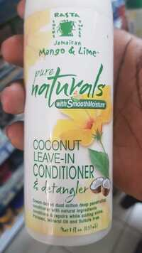 JAMAICAN MANGO & LIME - Coconut leave-in conditioner