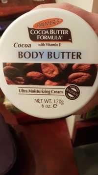 PALMER'S - Cocoa butter formula - Cocoa body butter with Vitamin E - Ultra moisturizing cream