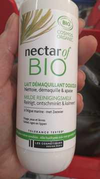 LES COSMÉTIQUES DESIGN PARIS - Nectar of bio - Lait démaquillant douceur
