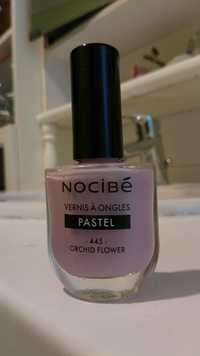 NOCIBÉ - Pastel - Vernis à ongles 445 Orchid flower
