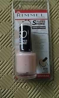 RIMMEL - Super Shine - Vernis à ongles 9198 Pink please