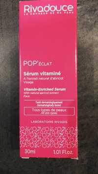 Rivadouce - Pop'éclat - Sérum vitaminé