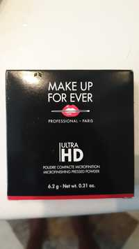Make up for ever - Ultra HD - Poudre compacte microfinition