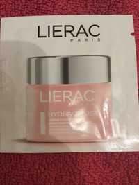 LIÉRAC - Hydragenist - Crème hydratante oxygénante repulpante
