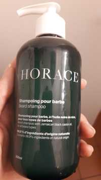 HORACE - Shampooing pour barbe