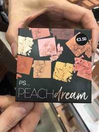 Primark - Peach dream - Ombre à paupières